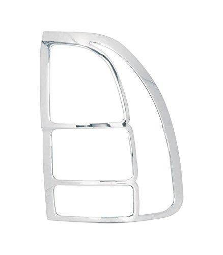 Chrome Tail Light Cover For Chevrolet Tavera 2007 Onwards Amazon