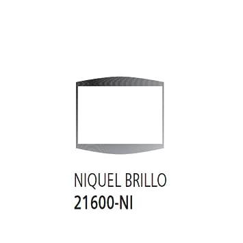 EMBELLECEDOR INTERMEDIO BJC CORAL NIQUEL BRILLO 21600-NI: Amazon.es: Bricolaje y herramientas