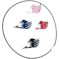 cosplay? Fairy Tail - Otros - Negro/Rojo/Azul/Rosa