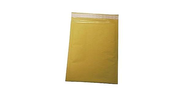 """Staples White Kraft Bubble Mailer 8-1//2/"""" x 12/"""" #2 250//Pack 28986 1938357"""