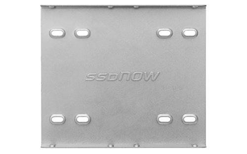 Kingston Accessory SNA-BR2 35 2.5inch to 3.5inch Bracket with Screw for SSD Retail]()