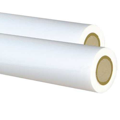 12'' x 1000' Soft Touch Matte Laminating Film - 3 Inch Core MyBinding CBDST121000-3 Clear