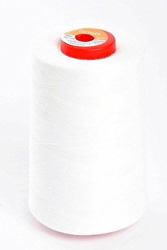 GMI N5000GP/Natural | Natural Gift Pk Overlocker Sewing Thread | 5000m x 4 Cones Nova