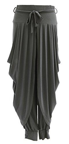 TEXTUREONLINE - Pantalón - para mujer azul marino