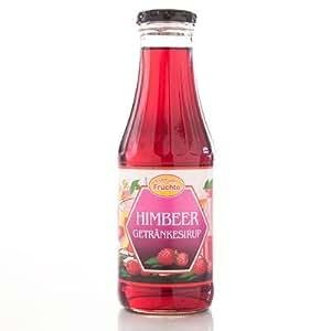 G?bber Himbeer Sirup 500ml (Raspberry Syrup 17.6fl.oz)