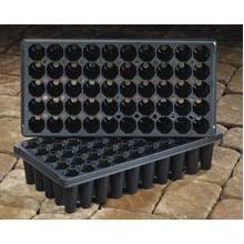 TO Plastics Star Plug Tray, 50 Star Short Plug Tray, 2.35 Inches Deep (50 Trays) by TO Plastics