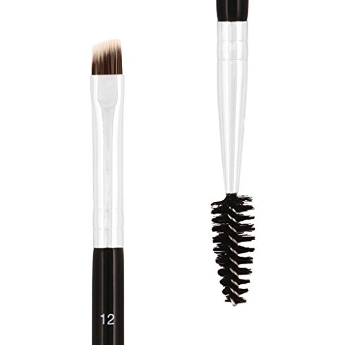 Vanity Triple Dresser (New Anastasia #12 Duo Pro Makeup Brush For Eyebrow Liner With)