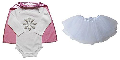 so-sydney-baby-infant-girl-superhero-onesie-with-detachable-cape-tutu-skirt-m-6-12-months-snowflake-