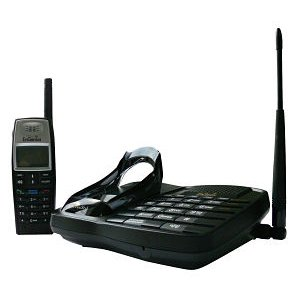 EnGenius FreeStyl 1 Standard Phone - 5.40 GHz - DECT 1 x Phone Line - Caller ID - Speakerphone (Freestyl 1 Cordless Phone)