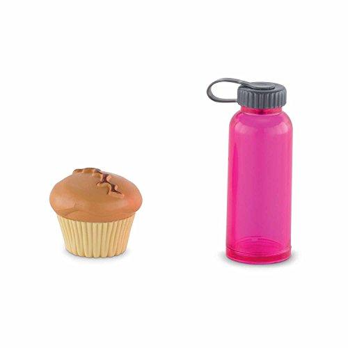 - Corolle-fpl06& Muffin Doll My Bottle-Flower Shape