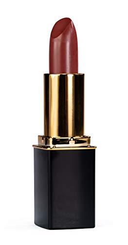 - L'Paige L50 Cappuccino Designer Lipstick, All-Natural, AloeVera, Long-lasting Moisturizing