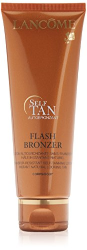 Lancome Flash Bronzer Self-Tanning Lotion, 4.2 Ounce
