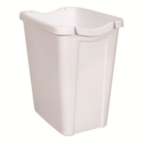 HEFTY RECYCLE-A-BAG 3.5 GAL. WASTEBASKET - WHITE - Trash Can Bag Grocery