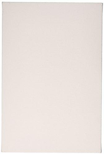 Canvas Concepts CC70213 Fancy Back Decor Canvas, White, 8