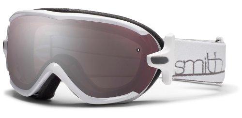 Smith Optics Virtue Goggle (White Frame, Ignitor Mirror Lens), Outdoor Stuffs