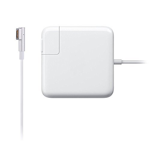 Macbook Pro Charger,60W MagSafe Power Adapter Magnetic L-Tip Connector Charger for MacBook and 13-inch MacBook Pro