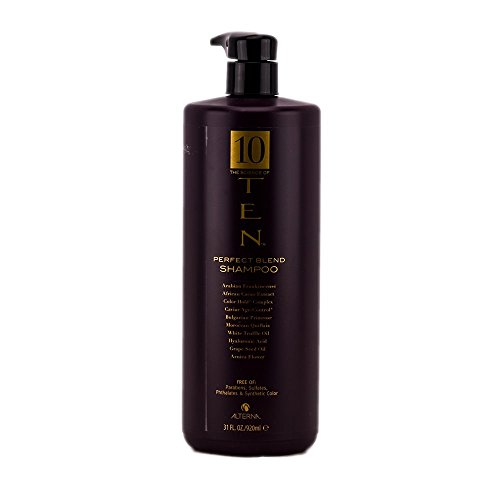Alterna The Science of Ten Perfect Blend Shampoo for Unisex, 2.31 Pound