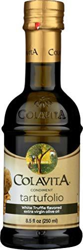 Colavita Truffolio, Truffle Extra Virgin Olive Oil, 8.5oz Glass Bottle