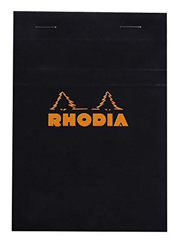 Rhodia 80 Sheet Graph Notepads, 4 by 6