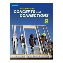 Nelson Mathematics Concepts and Connections 9: Student Workbook