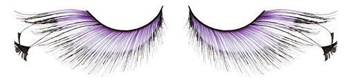 Zinkcolor Feather False Eyelashes F152 Dance Halloween Costume (Costume Duos)