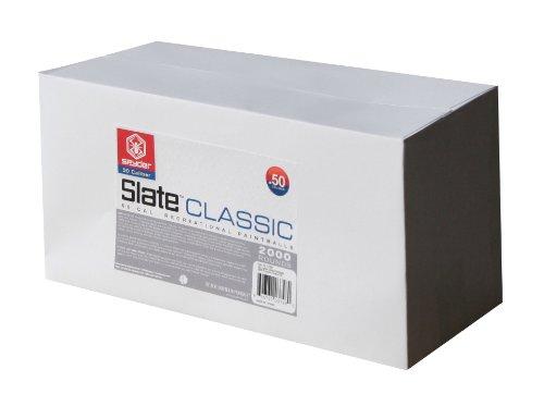 Spyder Paintball Slate Classic 0.50 Caliber Paintballs (2000 Round Box)