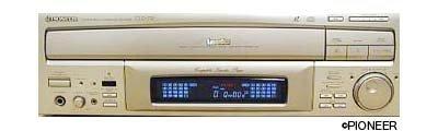 パイオニア CLD-737 レーザーディスクプレーヤー (DEPART premium vintage) B00322FK9O