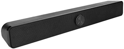 Zerone TV Soundbar, Altavoz 2.0 Canales con Bajos Pesados de Audio estéreo Home Theater Soundbar > 80dB, Sonido de Audio Hi-Fi con subwoofer: Amazon.es: Electrónica