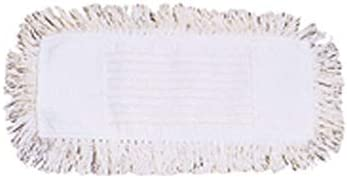 Cisne® Mopa Dam-40 Recambio, algodón, Blanco, 12x40x30 cm, 3 ...