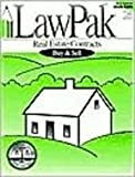 Real Estate Contracts, LawPak Staff, 1879421119