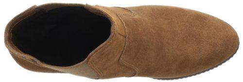 Klein Suede AK Anne Chelsea Bunty Women's Cognac Boot dW8xcvnf