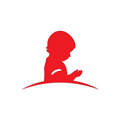 St. Jude Logo Vinyl Die-Cut Decal Sticker for Car, Truck, Notebook, Laptop, Computer or Window (6
