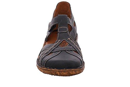 Josef Seibel Dames Rosalie 29 Gesloten Sandals Blue