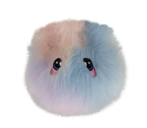 Squeezamals Series 2 - 3.5 Super-Squishy Slow Rise Scented Foam Stuffed Animal! Squeezable, Cute, Soft, Adorable! (Fifi Fur Ball)