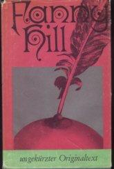 Fanny Hill , Memoiren eines Freudenmädchens Gebundenes Buch – 1968 John Cleland Tabu Hamburg B0040KYD4U