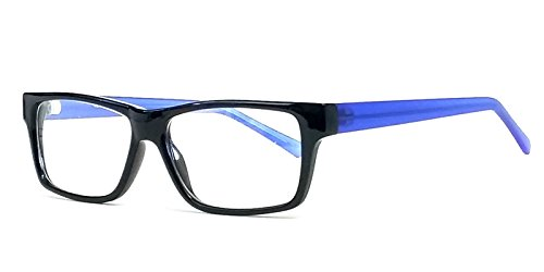 Soho 1017 in Matte Black Designer Reading Glass Frames ; Demo - Soho Eyeglass Frames