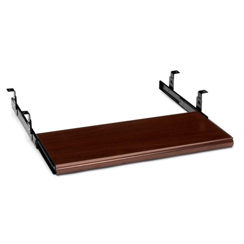 Wholesale CASE of 2 - HON Laminate Keyboard Platforms-Keyboard Platform, Laminate, 21-1/2