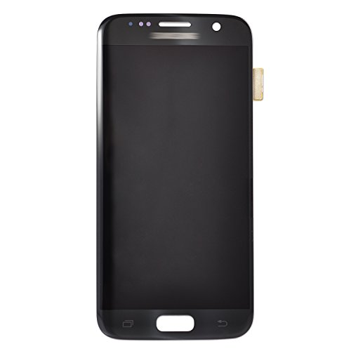 KR-NET LCD AMOLED Display Touch Screen Digitizer Assembly for Samsung Galaxy S7 SM G930 G930F G930A G930V G930P G930T G930R4 G930W8 (Black Onyx) + Tools by KR-NET (Image #1)