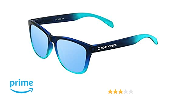 GAFAS DE SOL NORTHWEEK - GRADIANT BRIGHT POLARIZED - UNISEX (Azul Gradiant): Amazon.es: Ropa y accesorios