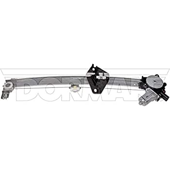 Dorman 751-964 Front Driver Side Power Window Regulator and Motor Assembly for Select Acura Models