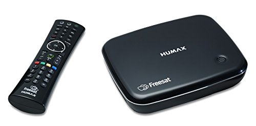 Humax HB-1100S Freesat HD TV with Satellite Receiver