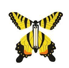 INSECT LORE ILP3860 WIND UP BUTTERFLY by INSECT