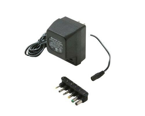 Steren 900-052 500mA Universal AC Adapter UL