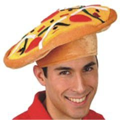 Pizza Hat]()