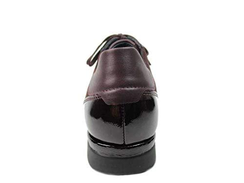 pour à Semler Ville Rouge Chaussures Lacets de Femme wT1qptX