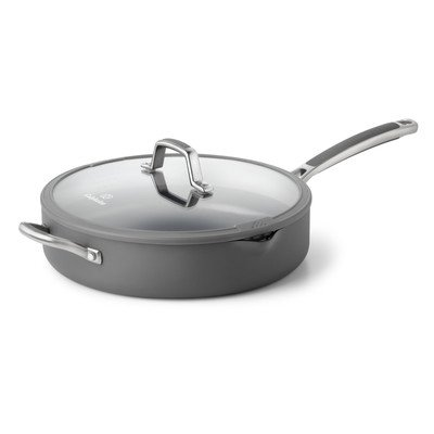 Calphalon Easy System Nonstick Saute Pan, 5 quart, Black
