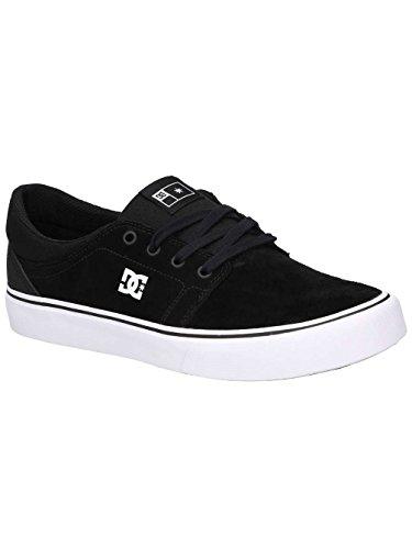Dc Noir Garçon Sneakers blanc Shoes Basses Pure qXx4w08rx