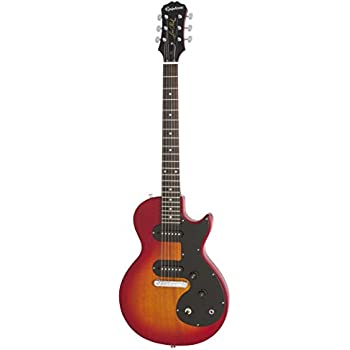 Epiphone ENOLHSCH1 Solid Body Electric Guitars Les Paul SL, Heritage Cherry Sunburst