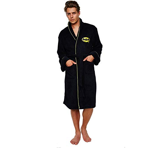 BATMAN Official DC Dressing Gown/Bathrobe]()