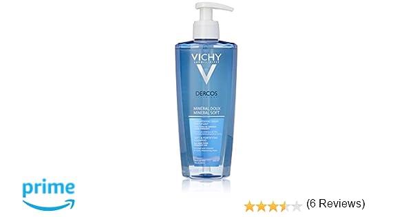 Vichy Dercos - Mineral Champú, 400 ml